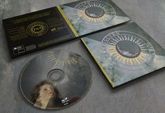 """Diseño digipack disco """"Claroscuro"""" de Fuma & Baila. Tue-Tue Records. Valdivia, 2017"""
