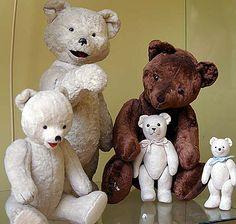 Мишки  - Советские игрушки