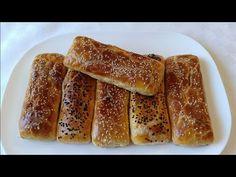 مملحة مقرمشة و مورقة بدون عجينة التوريق 🤔محشية بحشوة بدون لحوم .. لذيذة جدا و تقطع كمية كبيرة - YouTube Pains, Hot Dog Buns, Ramadan, Quiche, French Toast, Bread, Breakfast, Cake, Kitchen