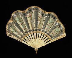 Fan  Tiffany & Co., 1910  The Metropolitan Museum of Art