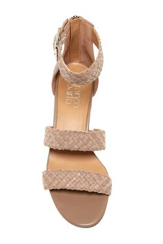 f9fb48d50699 Franco Sarto - Tate Woven Sandal - Wide Width Available is now 62% off.