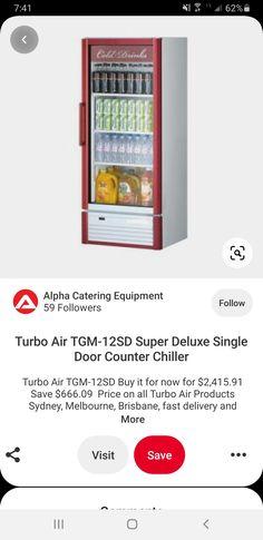 Beverage Refrigerator, Catering Equipment, Single Doors, Stuff To Buy