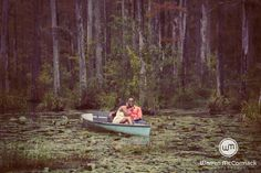 In LOVE with this set! Warren McCormack Photography. Cypress Gardens engagement session. Moncks Corner, SC.