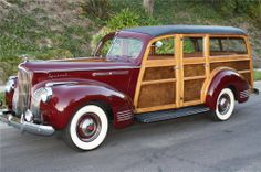 Packard 1941 Woodie