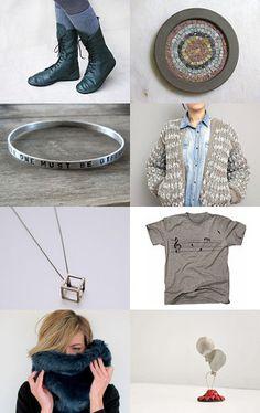 --Pinned with TreasuryPin.com Grey, Hats, Fashion, Gray, Moda, Hat, Fashion Styles, Fashion Illustrations, Hipster Hat