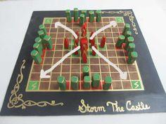 viking board game DIY