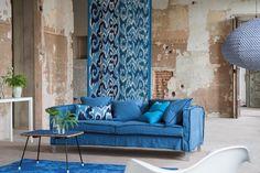Designers Guild Quadro Loose sofa
