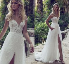 I found some amazing stuff, open it to learn more! Don't wait:https://m.dhgate.com/product/limor-rosen-2017-a-line-lace-wedding-dresses/395691408.html