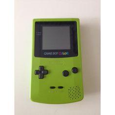 game boy color groen - Google zoeken