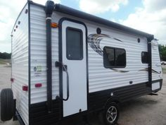 2017 Coachmen Clipper 17FB #traveltrailer