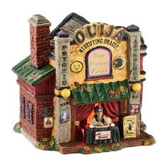 Ouija The Mystifying Oracle Halloween Village, Halloween Art, Halloween Themes, Halloween Decorations, Halloween Queen, Halloween Quilts, Christmas Tree Hill, Christmas Villages, Oracle Lights