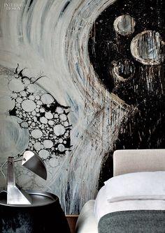Raw loft in Como by Italian architect and artist Marco Vido