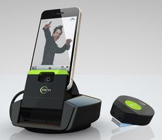 Meet Swivl, The Motion Tracking iPhone Dock That Always Keeps You On Camera