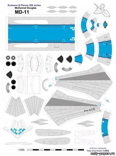 Paper Airplane Models, Model Airplanes, Paper Models, Paper Plane, 3d Paper, Paper Toys, Photo Avion, Paper Aircraft, Diy And Crafts