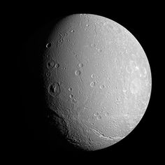 Dione, moon of Saturn