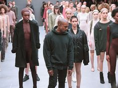 """""""I think he's fine as a rapper. I think he's a joke as a fashion designer."""" Have you checked out Kanye's Adidas fashion line? Kelly Cutrone, founder of PR firm People's Revolution did not hold back her tongue."""