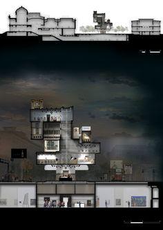 Architecture, Social Aesthetics and Entertainment. | Kaushambi Mate | Archinect