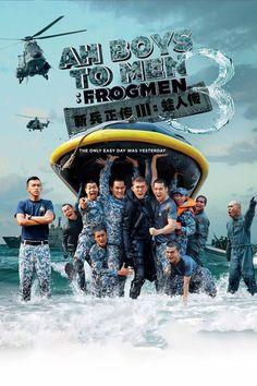 Ah Boys to Men 3: Frogmen (2015) Full Movie Streaming HD