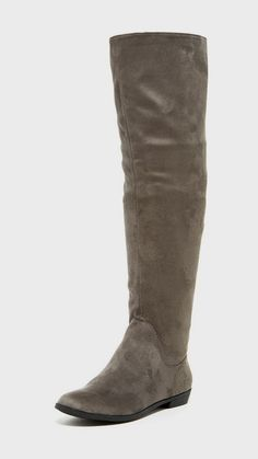 Just bought a very similar pair--love them!    Over-the-Knee Boot