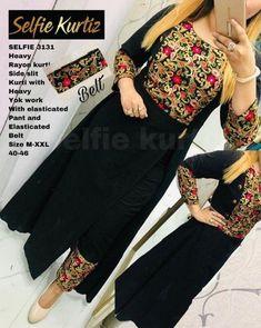 Diwali Fashion, Indian Fashion, Womens Fashion, Muslim Fashion, Bohemian Design, Boho, Moda Indiana, Stylish Kurtis, Stylish Dresses