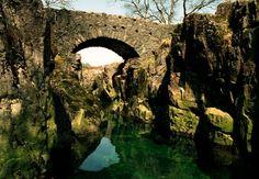 Birks Bridge, upper Duddon Valley, Lake District