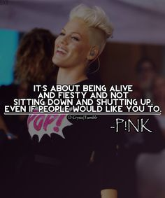 Live your life for YOU! ♥ #Free2Luv #Pink