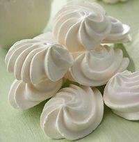 Recetas de Cocina faciles.: Como hacer merengues caseros al horno