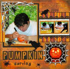 Searchwords: Pumpkin carving