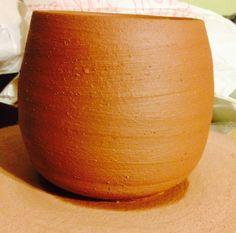 Small flowerpot.