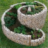 herb spiral  Would love this in my yard!