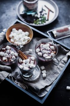 Chai Spiced Hot Chocolate   Playful Cooking