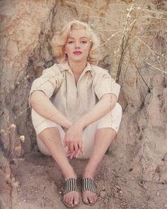"Marilyn is so ""Tea in the Sahara"""