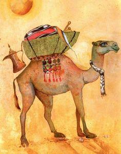 Aisha i Wąż — Baśnie Arabskie (16)