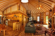 Check out this awesome listing on Airbnb: Floyd Yurt Lodging - an experience - Yurts for Rent in Floyd