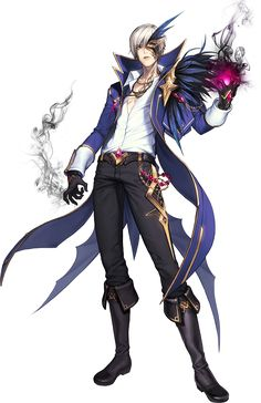 character concept illust male