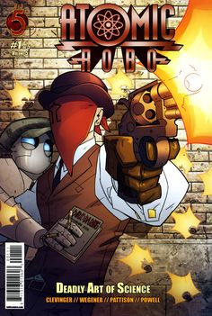 Atomic Robo Comics, Number One of Volume Five