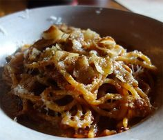 The 13 Most Delicious Pasta Spots In San Francisco