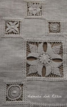 Beginners needlework also about Needlework cross stitch Click Visit link above to see more - Needlework tips & tricks Hardanger Embroidery, Hand Embroidery Stitches, White Embroidery, Embroidery Techniques, Embroidery Patterns, Broderie Bargello, Drawn Thread, Lacemaking, Point Lace