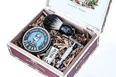 Sir Hare Shaving Kit - Great gift set for men especially for fathers day