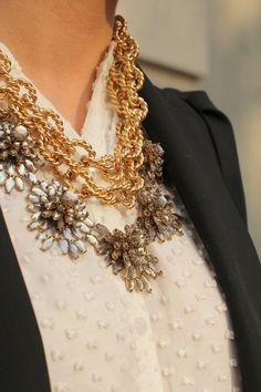 gold + sparkles