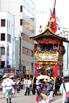 Kyoto, Japan 祇園祭 2014 https://www.facebook.com/Kyoto.GalleryI