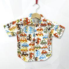 Camicia bambino 9-12 mesi