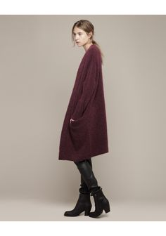 Acne   Gorgeous Sweater Leather Pants Boots