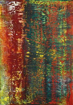 Tu recepcja - transistoradio: Gerhard Richter (b.1932), A B,...