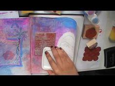 Art Journal with Tassy - UK
