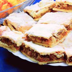 Plăcintă cu dovleac și nucă