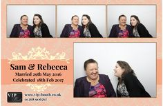 170210_050301 - Sam & Rebecca's Wedding - VIP Booth | VIP Booth