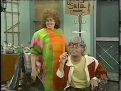 I have been looking for this skit for yrs! My all time favorite! Too hilarious to watch.  Stephanie Weir and Michael Mcdonald  Garage Sale - MADTV
