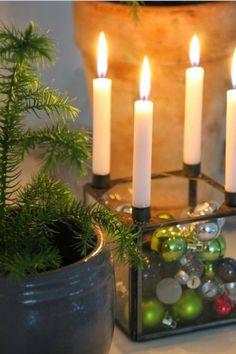 Godastunder & Tokiga Ideèr: Julen dansar nästan ut....