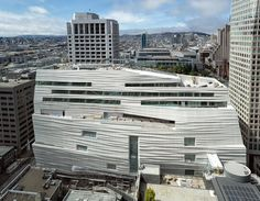 گسترش موزه هنر مدرن سانفرانسیسکو